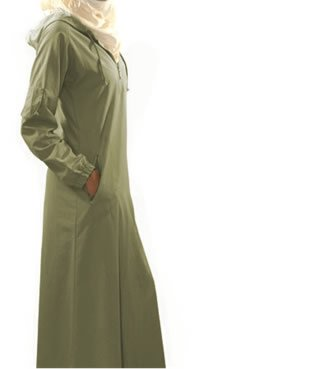 Hooded Abayas
