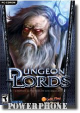Dungeon Lords ( no box and instruction manual)
