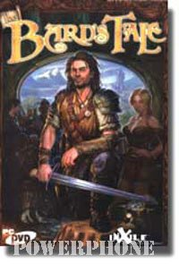 The Bards Tale ( no box and instruction manual)