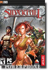 Silverfall  ( no box and instruction manual)