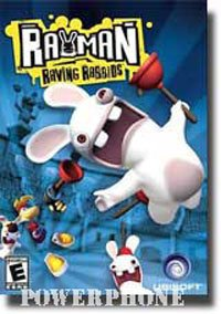 Rayman: Raving Rabbids ( no box and instruction manual)