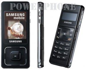 SAMSUNG F300 ULTRA SLIM MUSIC CELL PHONE
