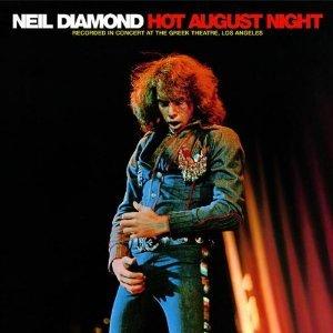 Neil Diamond Hot August Night (1972) Cassette Tape