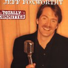 Jeff Foxworthy Totally Committed Cassette Tape