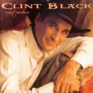 Clint Black One Emotion Cassette Tape