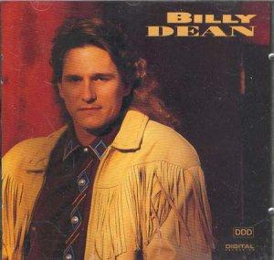 Billy Dean by Billy Dean Cassette Tape