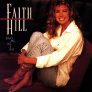Faith Hill Take Me As I Am Cassette Tape