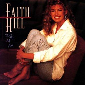 Faith Hill Take Me As I Am Cassette Tape