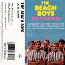 Beach Boys Do It Again Cassette Tape