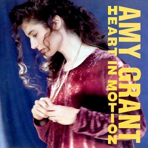 Amy Grant Heart In Motion Cassette Tape