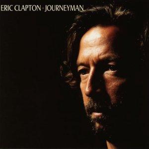 Eric Clapton Journeyman Cassette Tape