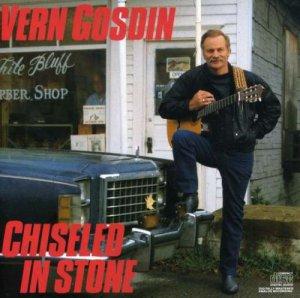Vern Gosdin Chiseled In Stone Cassette Tape