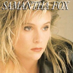 Samantha Fox by Samantha Fox Cassette Tape