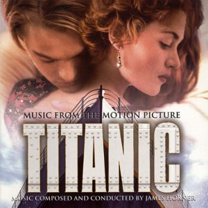 Titanic (Music From The Motion Picture) Cassette Tape