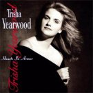 Trisha Yearwood Hearts In Armor Cassette Tape