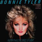 Bonnie Tyler Faster Than The Speed of Night Cassette Tape