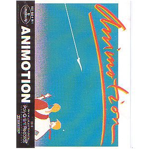 Animotion by Animotion Cassette Tape