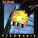 Def Leppard Pyromania Cassette Tape