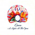 Queen A Night At The Opera Cassette Tape