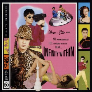 Deee-Lite Inifinity Within Cassette Tape