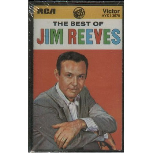 The Best of Jim Reeves Cassette Tape