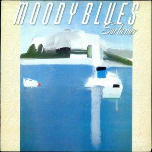 Moody Blues Sur la mer Cassette Tape