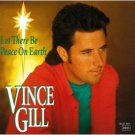 Vince Gil Let There Be Peace On Earth Cassette Tape
