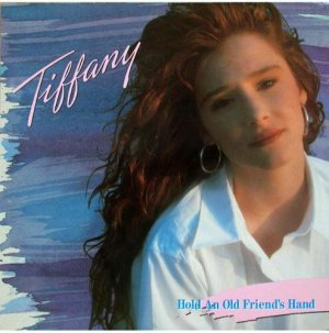 Tiffany Hold An Old Friends Hand Cassette Tape