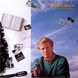 Steve Green Find Us Faithful Cassette Tape