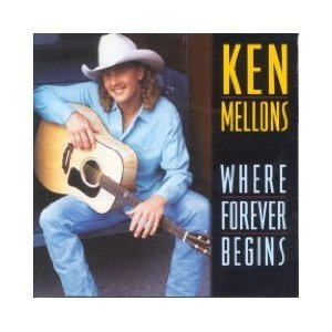 Ken Mellons Where Forever Begins Cassette Tape