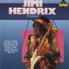 Jimi Hendrix The Legend Cassette Tape