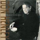 Don Henley The End of Innocence Cassette Tape