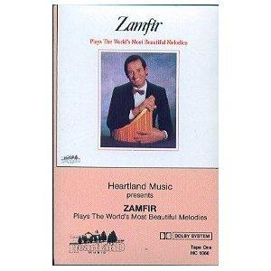 Zamfir Plays The Worlds Most Beautiful Melodies Cassette Tape