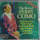 The Best of Perry Como Cassette Tape #2
