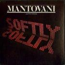 Mantovani Softly Cassette Tape #2