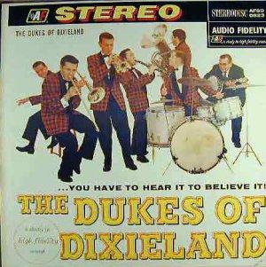 The Dukes of Dixieland The Dukes Volume 1 Cassette Tape