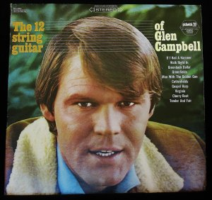 The 12 String Guitar of Glen Campbell - LP