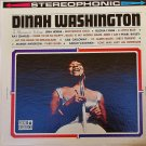 A Memorial Tribute to Dinah Washington - LP