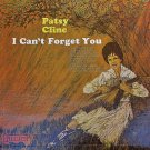 Patsy Cline I Can't Forget You - LP