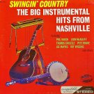 Swingin Country - The Big Instrumental Hits From Nashville - LP