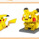 Pikachu mini blocks set