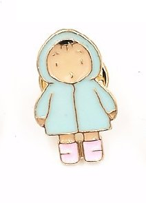 My Neighbor Totoro brooch (Mei)