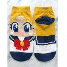 Sailor Moon socks (womens UK 3-7)