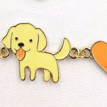 Little puppy bracelet