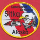 United States Coast Guard Sitka Alaska Air Station Patch