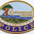 Cottonwood Arizona Police Patch