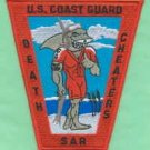 United States Coast Guard Search & Rescue Patch Death Cheaters!