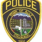 Ault Colorado Police Patch