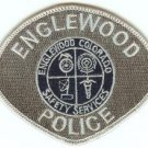 Englewood Colorado Police Patch