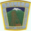 Victor Colorado Police Patch